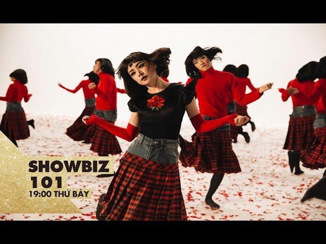 Chi Pu tạo hình khác lạ trong MV mới, trực tiếp đối đầu Sơn Tùng   Showbiz 101   VIEW