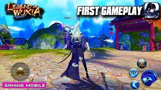[Android/IOS] Legend of Wuxia - 3D MMORPG Gameplay