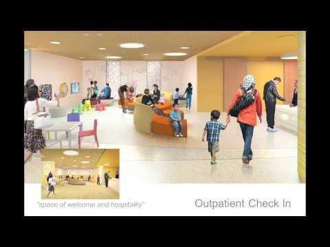 Children's Hospital of Saskatchewan Interior Design Overview - June 2015