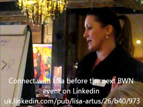 The Business Womans Network - Lisa Artus Alec Hunter Academy Learning Village