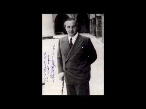 Alexander Kipnis - Wagner: Wotan's Farewell - German State Opera Orchestra/Blech (1926)