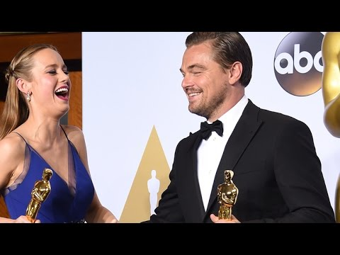 EXCLUSIVE: What Leonardo DiCaprio's Mom Loved About His Oscars Acceptance Speech