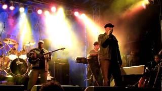 Dr Ring Ding & Sharp Axe Band: Dancehall Nice Again Live @ Bersenbrück Reggae Jam 30.07.2010