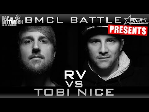 BMCL RAP BATTLE: RV VS TOBI NICE (BATTLEMANIA CHAMPIONSLEAGUE)