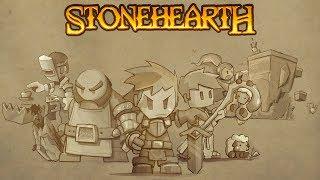ONZE EIGEN BASIS !! | STONEHEARTH #1