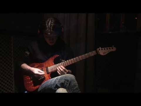 Yngwie Malmsteen Caprici Di Diablo Pt.1 (Guitar's Lesson By腳印子工作室 紅魚老師)