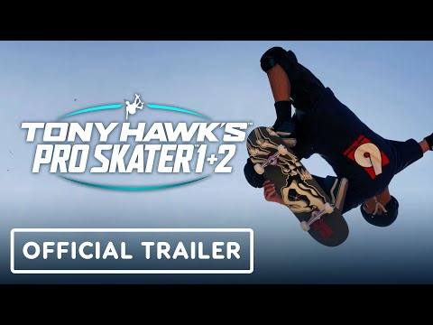 Tony Hawk's Pro Skater 1 and 2 - Official Launch Trailer