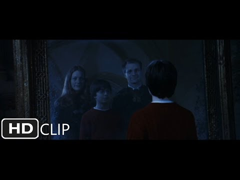Mirror of Erised   Harry Potter and the Sorcerer's Stone