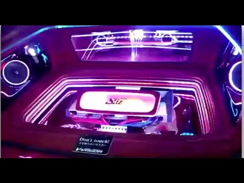 Attractive Car Interior Lighting Sound Active Million Color LED Light