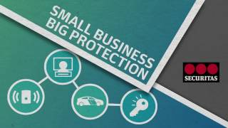 Securitas UK SME Secure. Protecting your business, whatever the size.