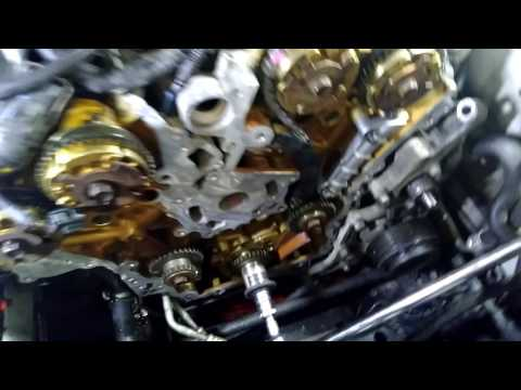 2.8 and 3.6 timing chains