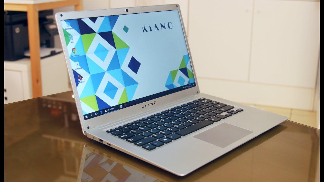 ef8b7257b0738 Kiano SlimNote 14.2 - laptop z Biedronki! - recenzja