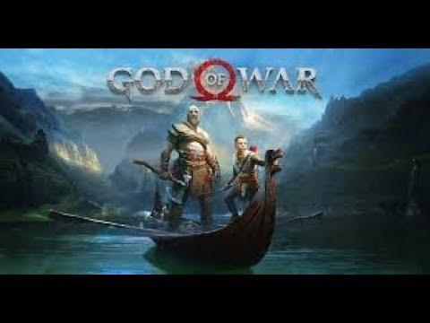 God Of War 4 Gameplay/Walkthrough Part 1