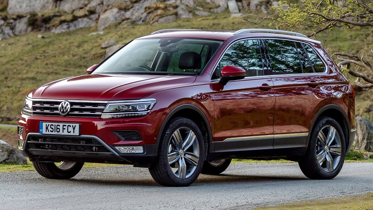 Volkswagen Tiguan 2017 Upcoming In India Price Specification Launch Date