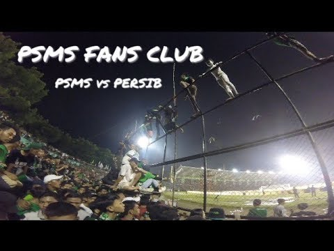 PSMS Medan 0-3 Persib Bandung PSMS Fans Club Tetap Semangat Memberi Dukungan Selama 90 Menit