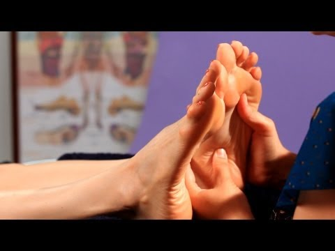 Basic Foot Reflexology Techniques