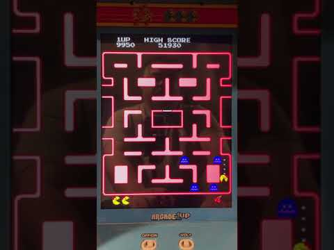 #Arcade1Up Firmware Update - #MsPacMan from The Retro Gamers Podcast