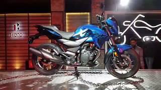 Hero Xtreme 200R Walk Around Video | Car Blog India