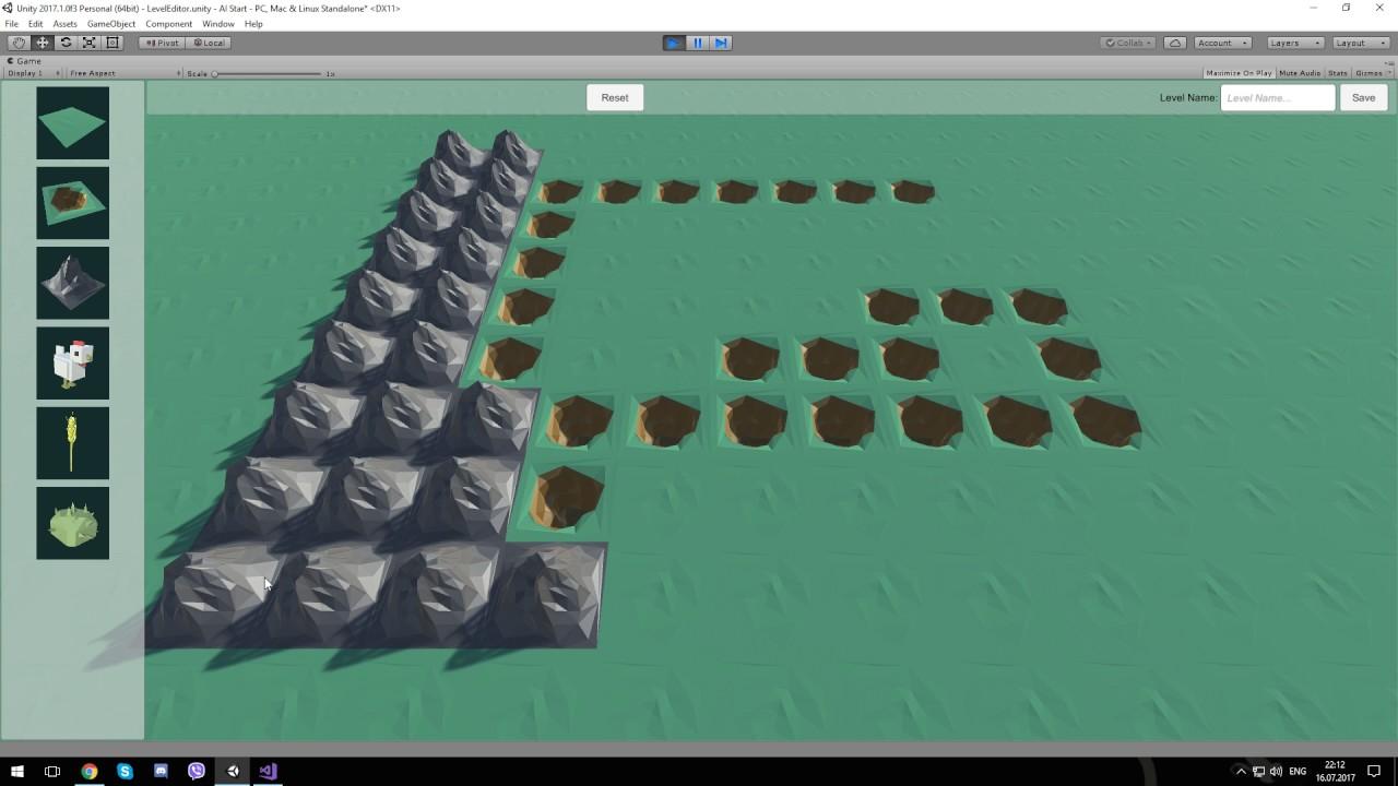 Unity 3D | Map Editor
