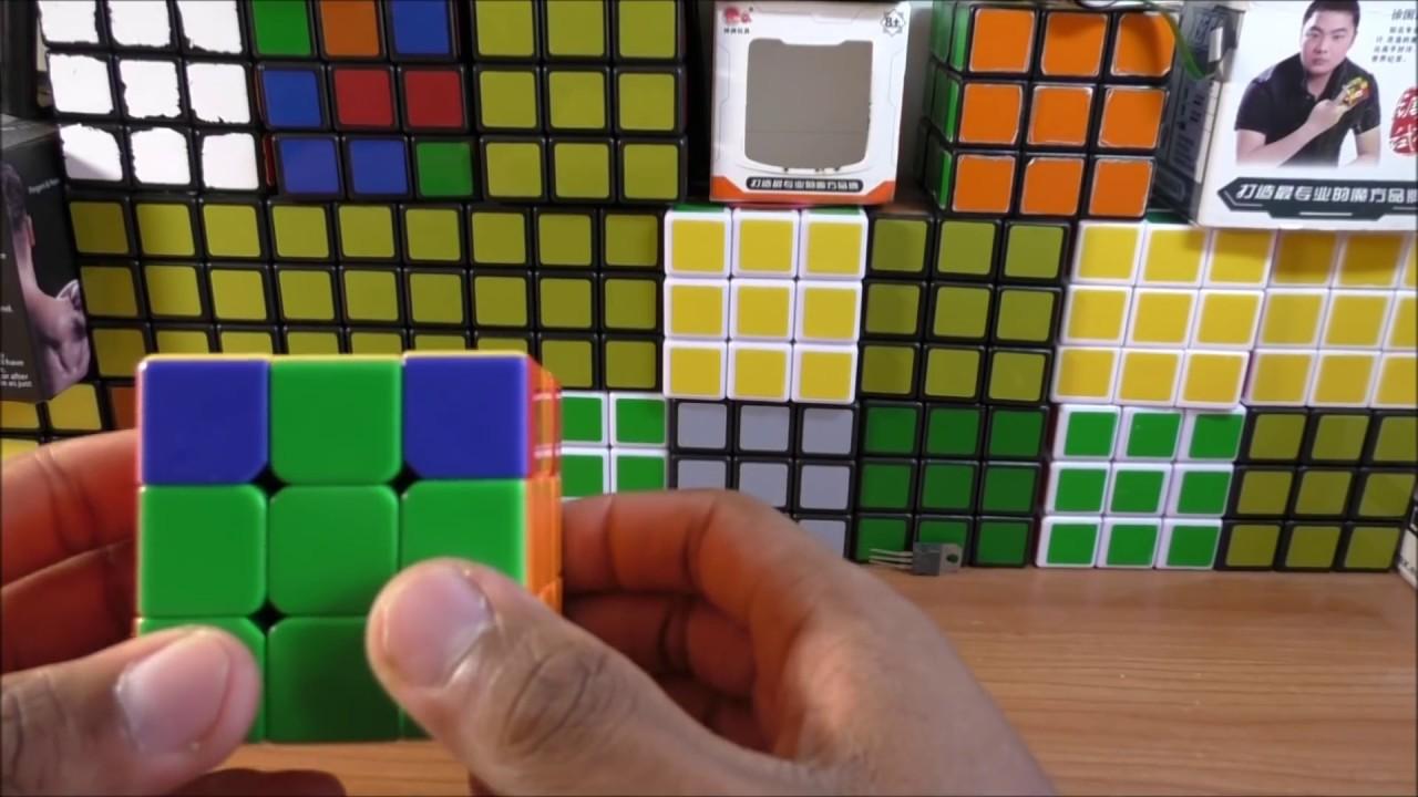 схема сбора кубика рубика 3 на 3 формула