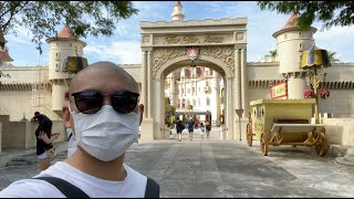 Visiting Universal Studios During the Pandemic🇸🇬
