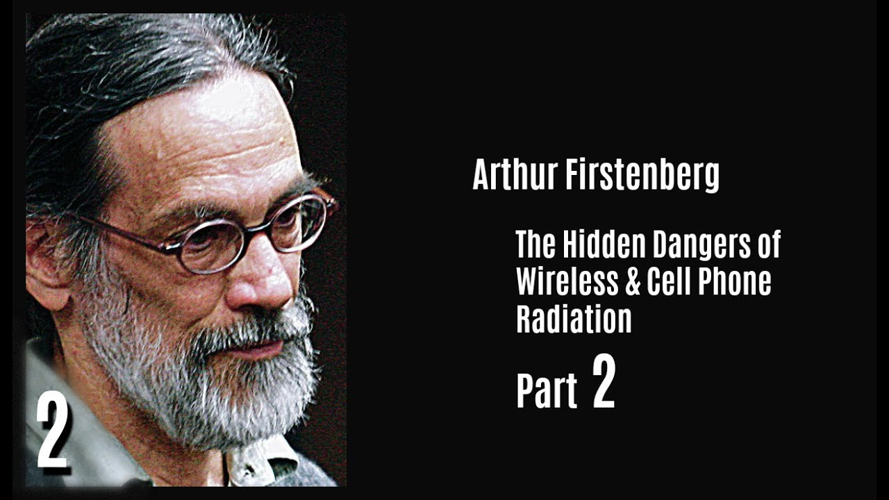 2/4 ~ The Hidden Dangers of Wireless & Cell Phone Radiation ~ Arthur Firstenberg ~ English subtitles