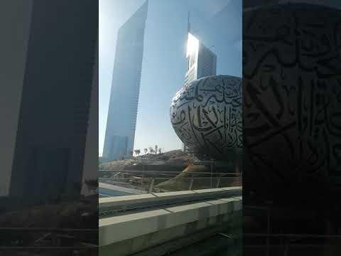 EMIRATES TOWERS | DUBAI MUSEUM UAE FT. REAL SPIDERMAN #shorts