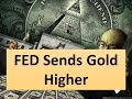 Gold & Silver Price Update - March 15, 2017 + Federal Reserve (FED) Rate Hike Sends Metals Higher