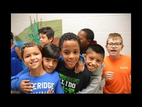 Ramseur Elementary School 2017-2018 Memories