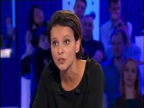 Najat Vallaud-Belkacem sur le cumul des mandats #ONPC