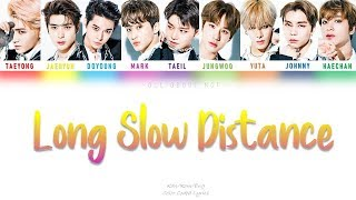 NCT 127 - Long Slow Distance