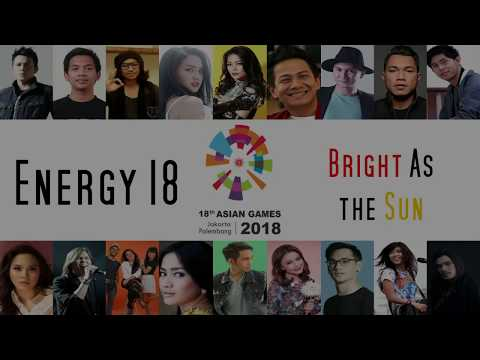 Energy 18 - As Bright As The Sun Color Coded Lyrics [with English & Indonesia translation]
