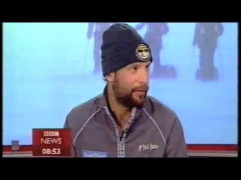 Polar bear incident on BBC breakfast news