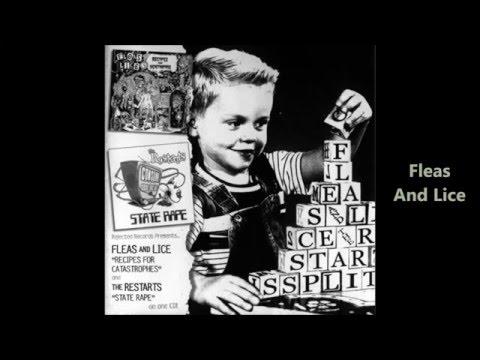 Fleas And Lice & The Restarts - 2002 Split Album