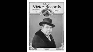 John McCormack (tenor) - The Lord is My Light (Allitsen) (1917)