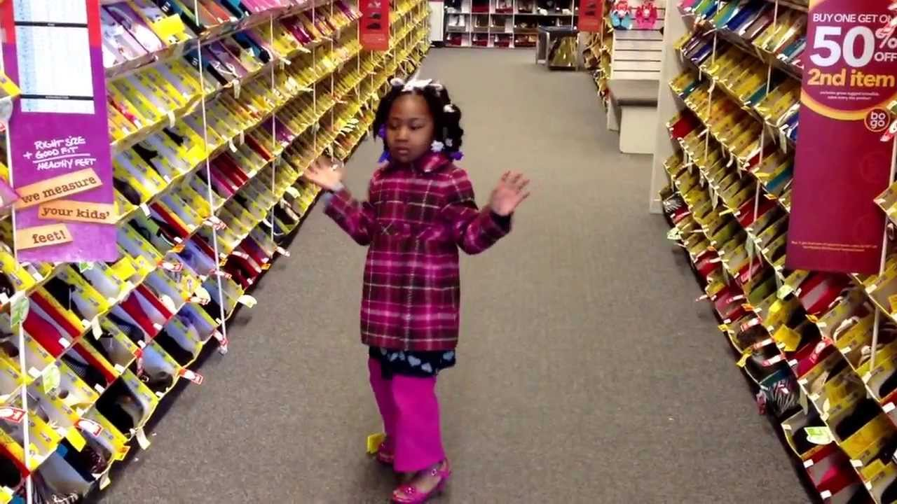 Why Does Payless have heels for kids?? She is 4 yrs old playing in ...