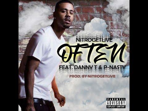 Often Feat Danny T & P-Nasty – NiTROGETLIVE Prod. By NiTRO mp3 letöltés