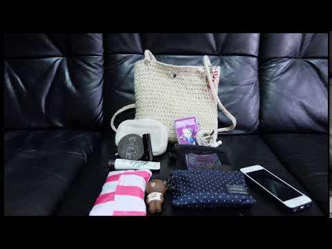 linen bag testing Day 01 | Sonia Jan Leung