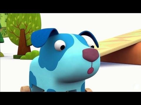 Детские песенки - Деревяшки: Качели - Мульт / Теремок песенки для детей и малышей