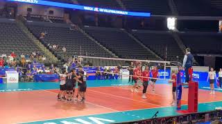 Canada vs Japan - Volleyball Nations League 2019