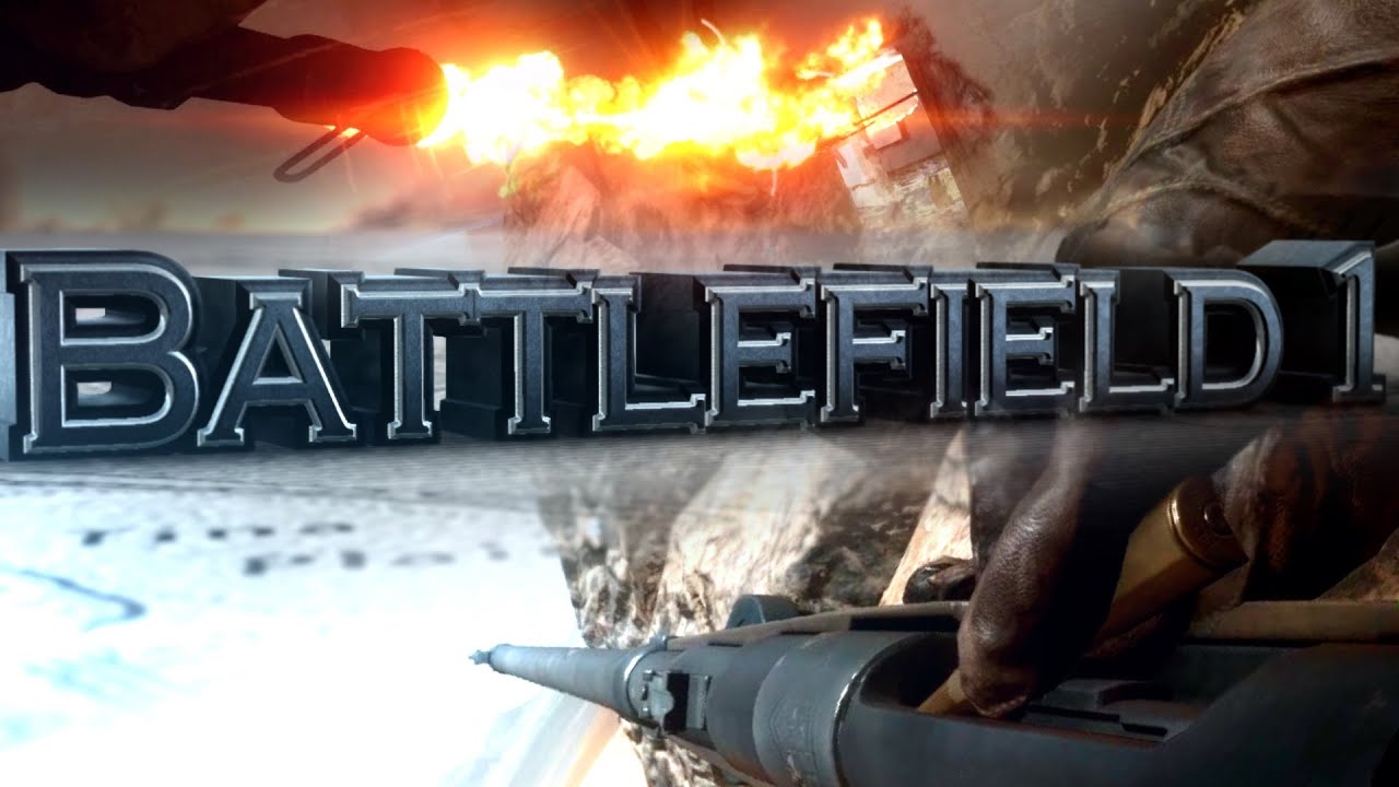 BATTLEFIELD 1: BETA MONTAGE by Threatty [60fps]