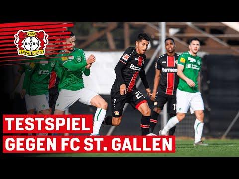 Bayer 04 Leverkusen - FC St. Gallen 3:2 | Testspiel In Voller Länge | Trainingslager In La Manga