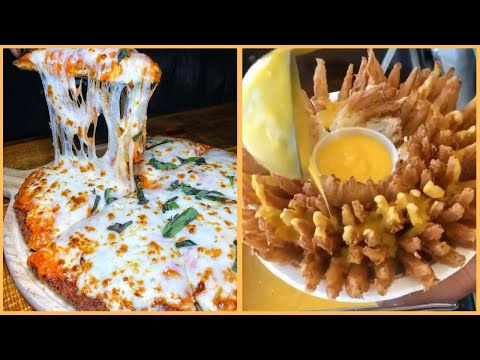 SO YUMMY   THE MOST SATISFYING FOOD VIDEO COMPILATION   TASTY FOOD COMPILATION