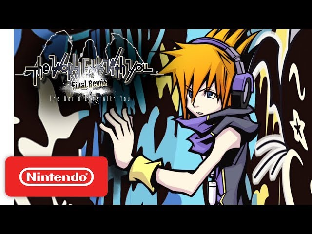 The World Ends with You: Final Remix - Launch Trailer - Nintendo Switch