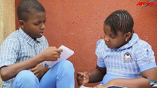 I NEVER BELIEVE MY MAID TILL I SEE WHAT MY DAUGHTER CHANGE INTO WHEN I AM NOT HOME  - NIGERIAN MOVIE