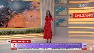 Співачка Наталя Гордієнко презентувала пісню, з якою підкорюватиме Євробачення-2019