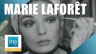 1965 : Le tuto maquillage de Marie Laforêt   Archive INA