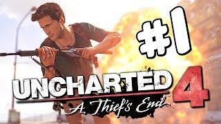 Прохождение Uncharted 4 Путь Вора