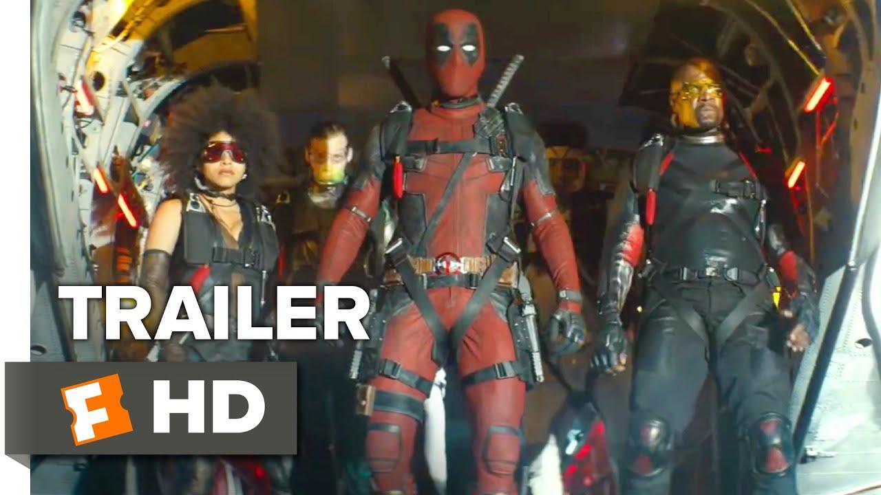 Download Deadpool 2 International Trailer #1   Movieclips Trailers