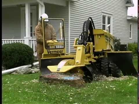 SC1152 Stump Cutter | Vermeer Tree Care Equipment